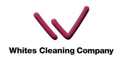 Whites Cleaning Services Logo